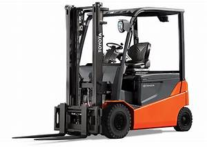 Toyota Electric Forklifts