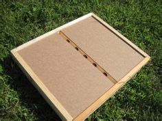 screened bottom board plans bee hive plans pinterest