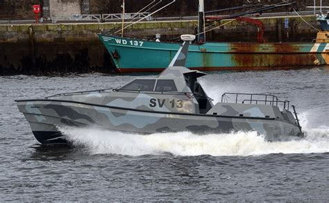 Barracuda Stealth Boat Price by New Safehaven 13m Barracuda Commercial Vessel Boats