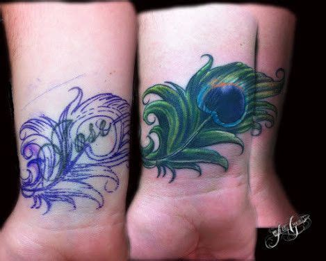 amazing wrist tattoo cover ups