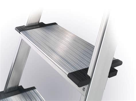 haushaltsleiter 7 stufen hailo 7 stufen alu sicherheits haushaltsleiter stufen stehleiter xxr leiter ebay