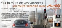 Télépéage Temps Libre : 6 mois de t l p age offerts sur les autoroutes ~ Medecine-chirurgie-esthetiques.com Avis de Voitures