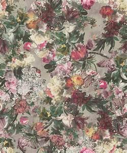Tapete Blumen Modern : tapete muriell grau von rasch ~ Eleganceandgraceweddings.com Haus und Dekorationen