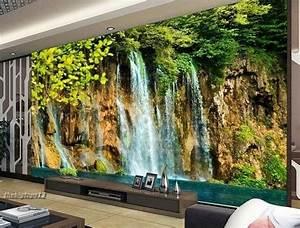 Home 3D Wallpaper Bedroom Mural Roll Modern Forest ...
