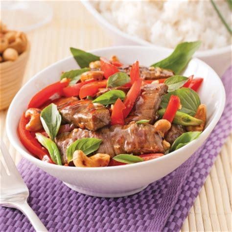 basilic cuisine boeuf au basilic thaï recettes cuisine et nutrition