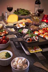 Schweizer Raclette Gerät : raclette table top grill or the dutch gourmetten stock photo image of mushroom cheese 58099874 ~ Orissabook.com Haus und Dekorationen