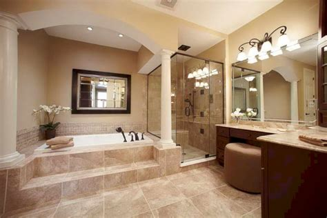 bathrooms ideas 20 stunning cozy master bathroom remodel ideas homedecort