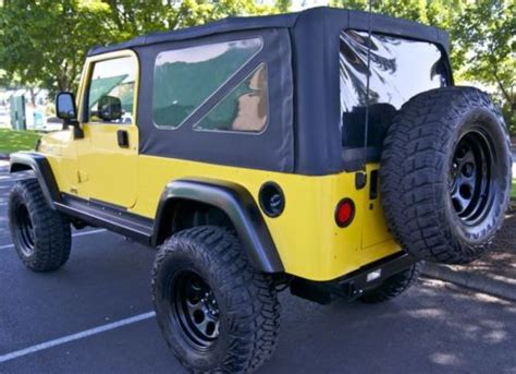 built jeep rubicon sell used built 2006 jeep wrangler unlimited rubicon