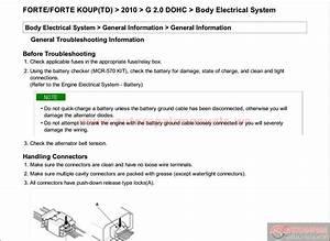 Kia Picanto Workshop Repair Manual Download Download