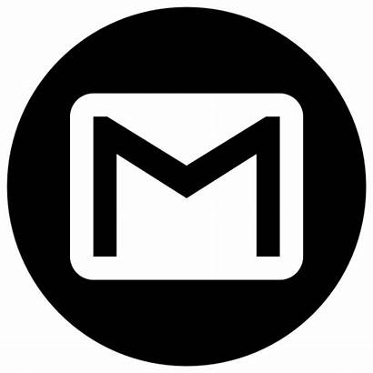 Email Gmail Circle Address Contacts Icon