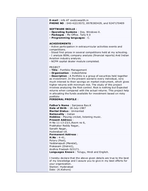 Mba Finance Resume Sle by Mba Finance Resume Sle 28 Images Sle Resume For Mba