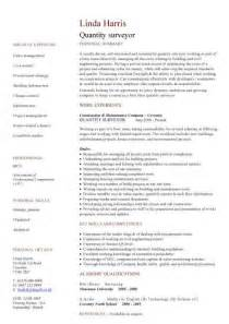 where do i find resume templates in microsoft word 2010 quantity surveyor cv sle