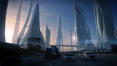 Futuristic 2050 Earth Cars Lab Future Kaspersky