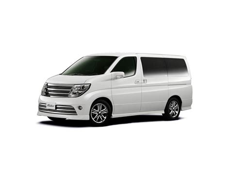 Nissan Elgrand Picture by 2010 Nissan Elgrand E51 Pictures Information And