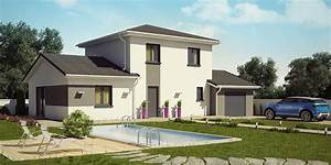 Maison demi niveau plan lovely maison demi niveau plan for Lovely plan maison demi etage 8 argeles maison architecture moderne