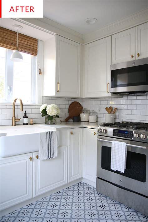 update  white kitchen cabinets