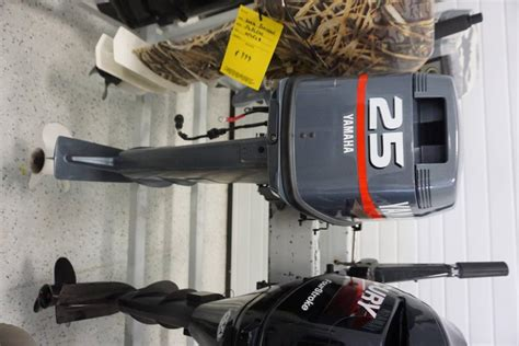 Used Boat Motors For Sale In Wisconsin by Yamaha 25elrx Boats For Sale In Wisconsin