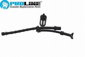 Proline U00ae Fuel Line And Filter For Stihl Ms200 Chainsaw
