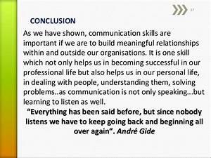 Essays effective communication