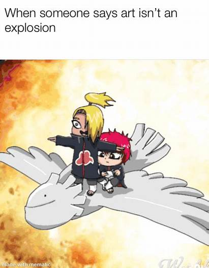 Cursed Naruto Taken