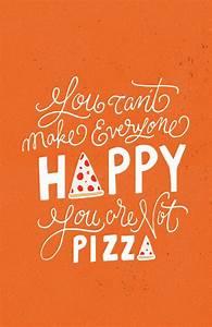 Pinterest • T... Happy Pizza Quotes