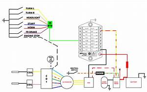 Dc Cdi Wiring Diagram 5 Pin Wire Odicis Within  U2013 Volovets Info