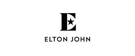 brand   logo  identity  sir elton john
