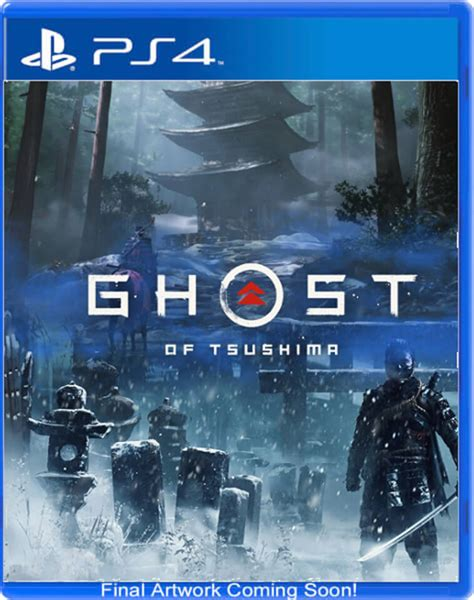 ghost  tsushima ps zavvi