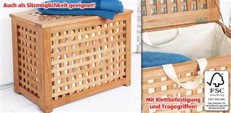 living style waeschebox aus massivholz von aldi sued ansehen