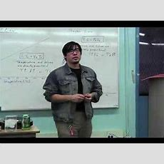 3 Chemistry Gas Laws Boyle's, Charles', And Gaylussac Youtube