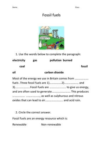 renewable and non renewable energy worksheet renewable and non renewable energy by prema108 teaching