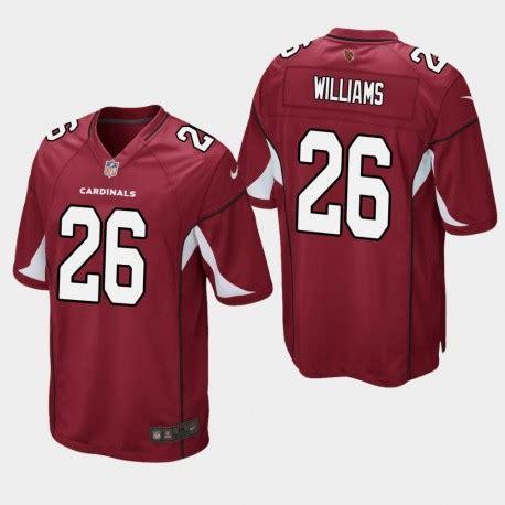 Männer Arizona Cardinals und 26 Brandon Williams Spiel ...