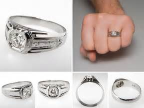 vintage mens wedding rings mens wedding rings with diamonds engagement ring unique engagement ring