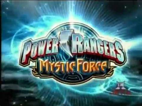 Assistir Power Rangers Forca Mistica