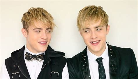 Jedward Flat Hair Pictures And Brush Up Hairstyle