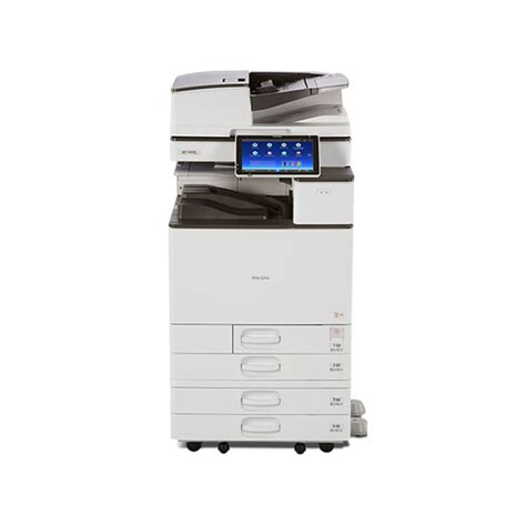 printer with wifi ricoh mpc3004 kopen of leasen bij reprotec