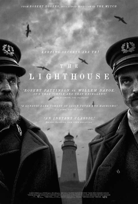 Willem Dafoe y Robert Pattinson protagonizan el 2do ...