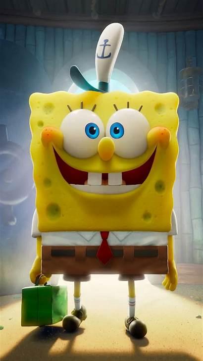 Spongebob Sponge Run 4k Wallpapers Movies Background