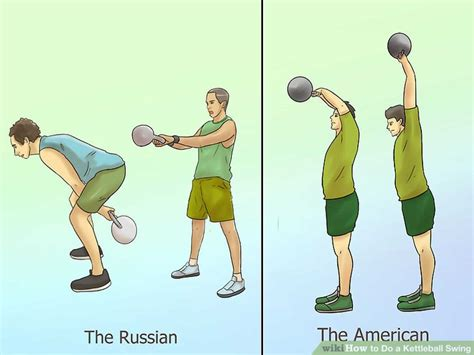 swing kettleball kettlebell variations step