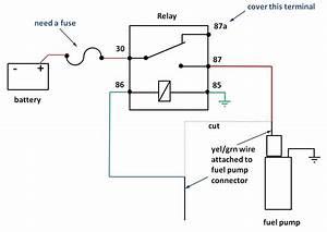 Walbro 400 Fuel Pump Install