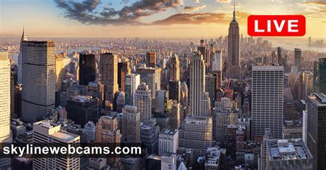 ny live live skyline new york