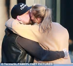 Cameron Diaz And Benji Madden Pack On The Pda While Out In