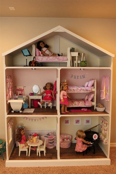 doll house plans  american girl    dolls  room