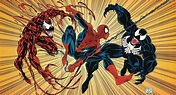 Carnage joins Venom, which Avenger joins Spider-Man ...