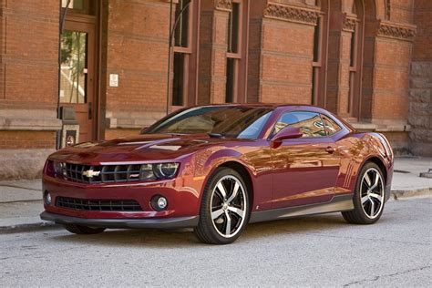 2011 Chevrolet Camaro Reviews, Specs And Prices