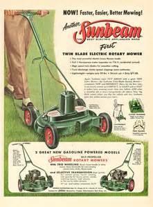Sunbeam Electric Lawn Mower