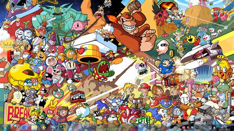 retro games wallpaper hd  wallpapersafari