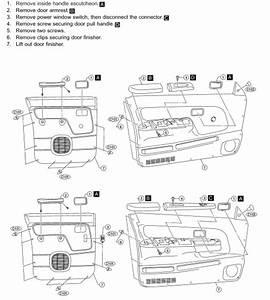 33 Nissan Frontier Tailgate Parts Diagram