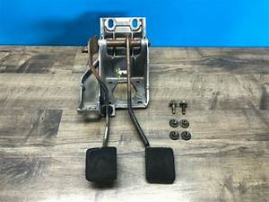 95-06 Ford Ranger Manual Pedals