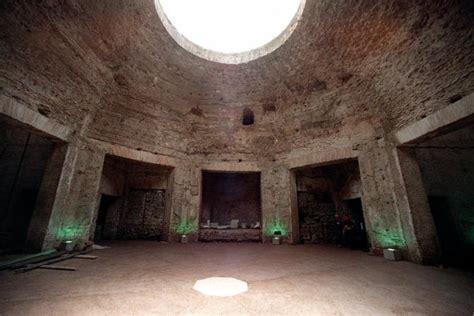 romes domus aurea reopens   year restoration italian good news
